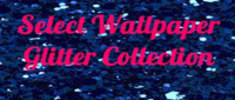 Select Wallpaper Glitter Collection