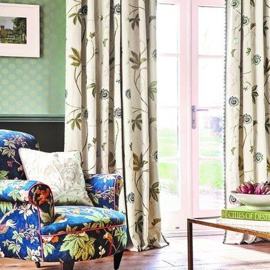 A Celebration Of The National Trust Fabrics