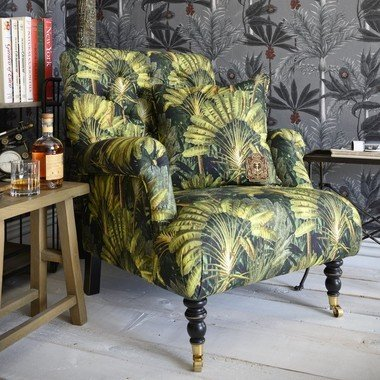 The Tropical Cottage Fabrics