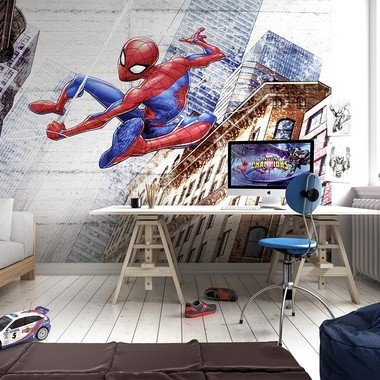 Disney & Marvel Murals Edition 3