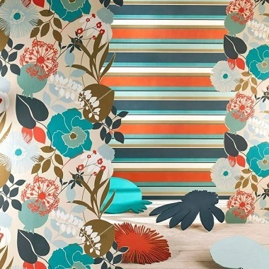 Harlequin Wallpaper Harlequin Designer Collections Select Wallpaper