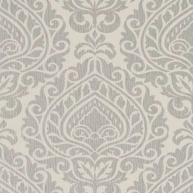 Anna French Annette Metallic Silver-Linen AT34111