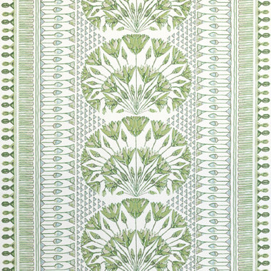 Anna French Cairo Green-White AF9623