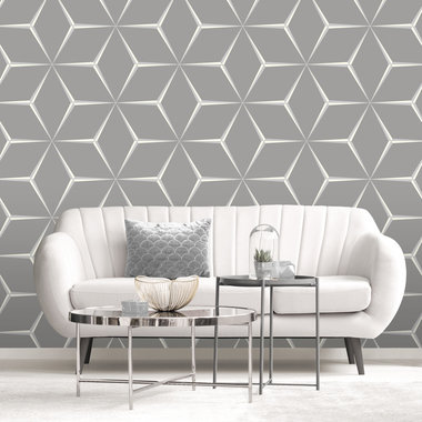 Belgravia Decor Harper Grey GB9743
