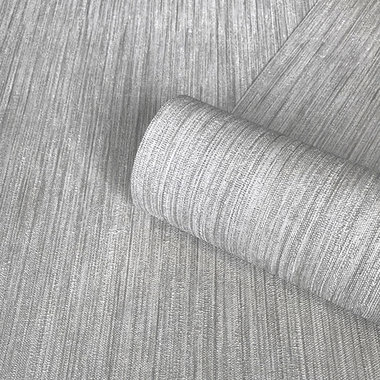 Belgravia Decor Luciano Texture Silver-Grey GB3854
