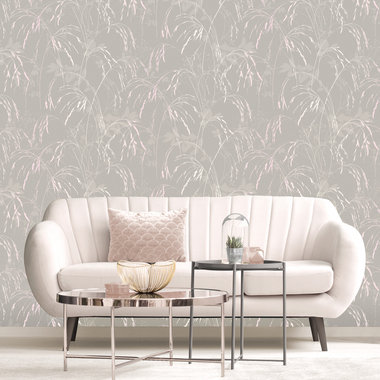Belgravia Decor Maizie Blush Pink GB5023