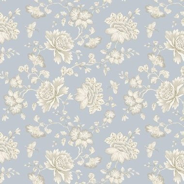 Blendworth Fabled Floral Blue 004