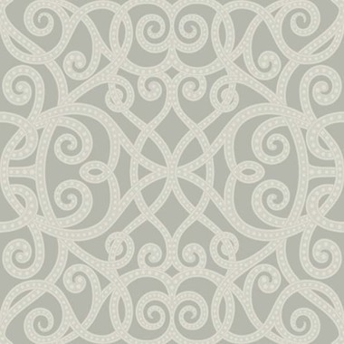 Brian Yates For Wallquest Strapwork Trellis OA24400