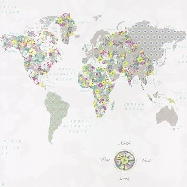 Caselio World Map PRLI-69185070