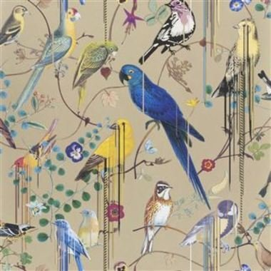 Christian Lacroix Birds Sinfonia Or PCL7017-04