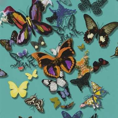 Christian Lacroix Butterfly Parade Lagon PCL008-03