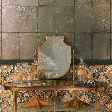 Cole & Son Antique Mirror Gold 92-2010