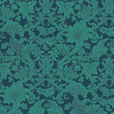 Cole & Son Balabina Midnight-Jade 108-1005