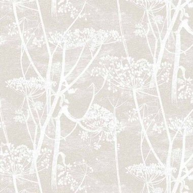 Cole & Son Cow Parsley Pale Grey 95-9051