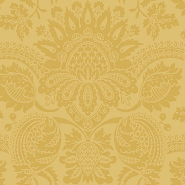 Cole & Son Dukes Damask Yellow 98-2010