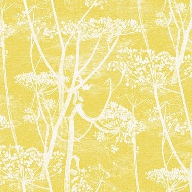 Cole & Son Cow Parsley Citrus 66-7051