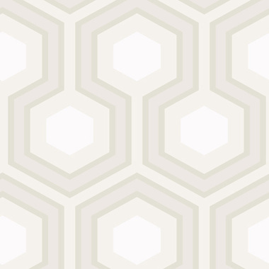 Cole & Son Hicks Grand Beige-White 95-6037