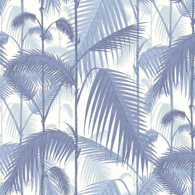 Cole & Son Palm Jungle China Blue 95-1005