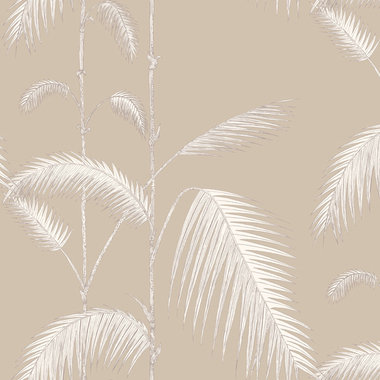Cole & Son Palm Leaves Soft Beige-Pearl 66-2013