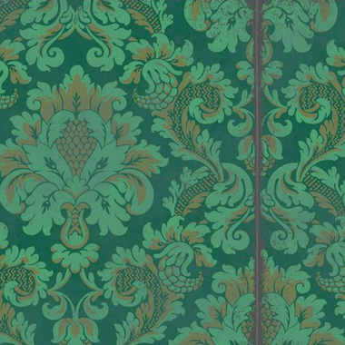Cole & Son Stravinsky Green 108-4016