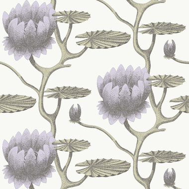 Cole & Son Summer Lily Lilac 95-4023