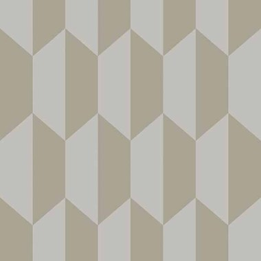 Cole & Son Tile Metallic Gold-Sand 105-12053
