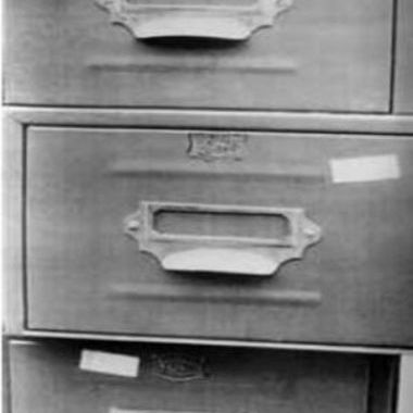 Deborah Bowness Filing Drawers White