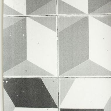 Deborah Bowness Tiles D White