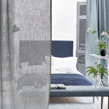Designers Guild Fortezza Charcoal FDG2864-10