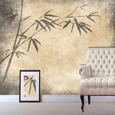 Debbie Mc British Design Parchment Bamboo