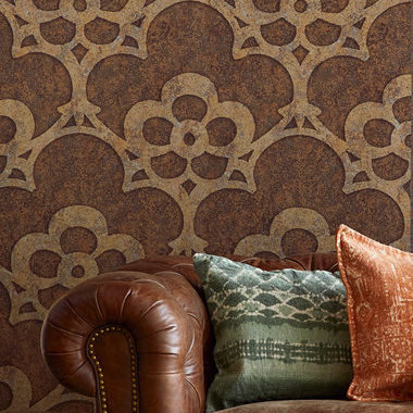 Eijffinger Arabesque Copper 375203
