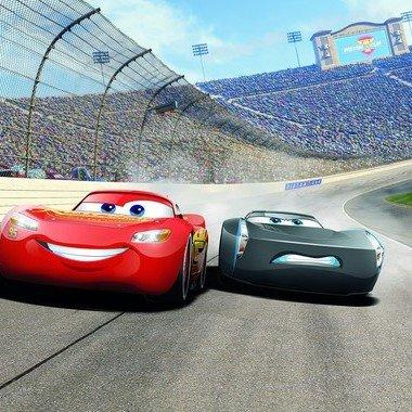 Fine Decor Disney Pixar Cars 3 Curve 8 403 Select Wallpaper