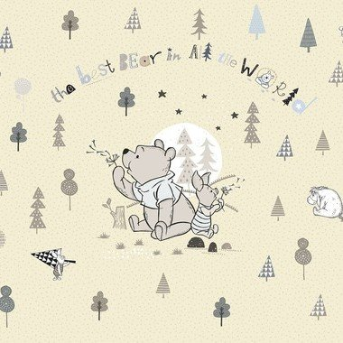 Fine Decor Disney Winnie The Pooh Best Bear 8 4024
