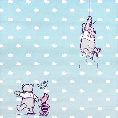 Fine Decor Disney Winnie The Pooh Piglet 4 4025