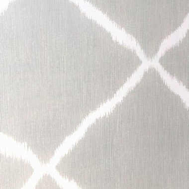 Fine Decor Ikat Trellis Sterling 2785-24814