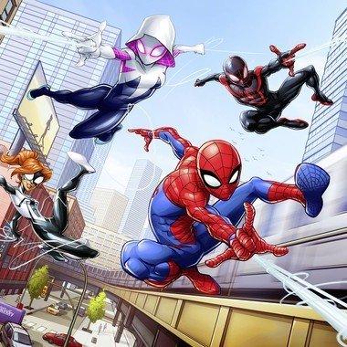 Fine Decor Marvel Spider Man Friendly Neighbours 4 4027 Fine Decor