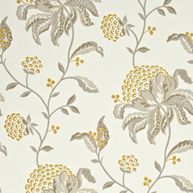 G.P & J Baker Silwood Linen-Strong Yellow BW45045.1