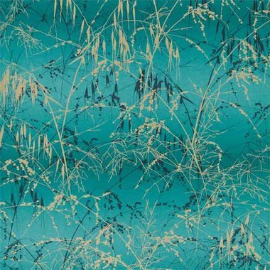 Clarissa Hulse Meadow Grass Ocean-Peacock 111404