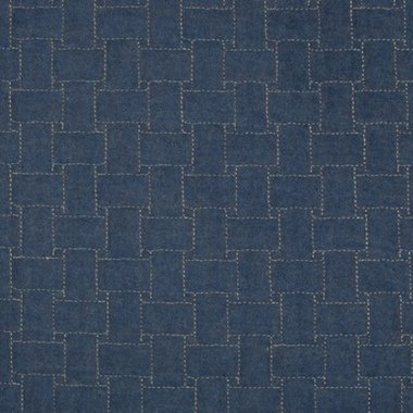 Lee Jofa Epping Quilt Blue 2017140-5