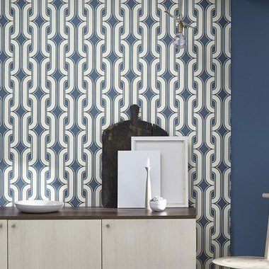 Little Greene Lavaliers Low Wave 0288LALOWWA