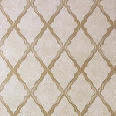 Matthew Williamson Jali Trellis Gold-Gilver W6957-03