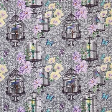 Matthew Williamson Orangery Dove-Amethyst-Lemon F7122-02