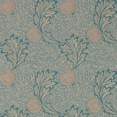 Morris & Co Apple Indigo-Antique 216690