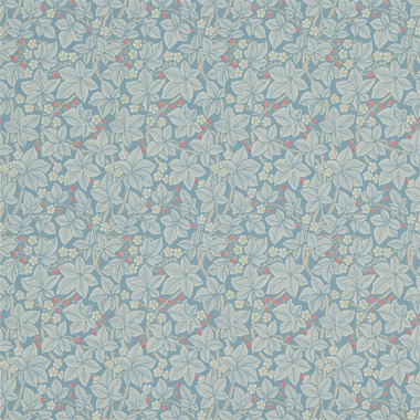 Morris & Co Bramble Pale Blue 214698