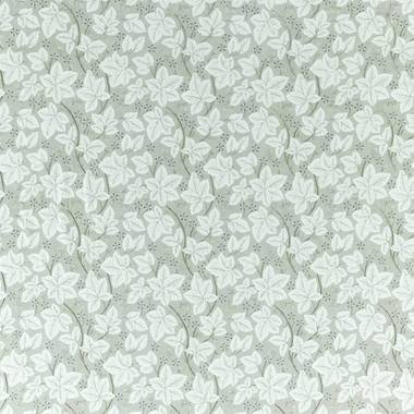 Morris & Co Pure Bramble Embroidery Lightish Grey 236622
