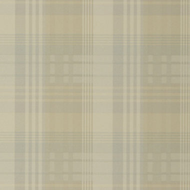 Mulberry Home Ancient Tartan Ivory-Dove FG079-J102