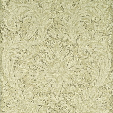 Mulberry Home Faded Damask Sand FG072-N102