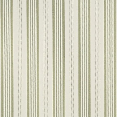 Mulberry Home Narrow Ticking Stripe Moss FG067-R107