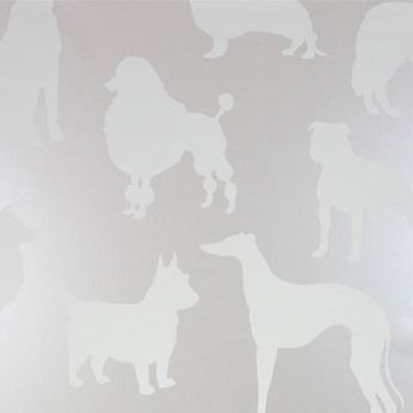Osborne & Little Best In Show Silver W6181-01