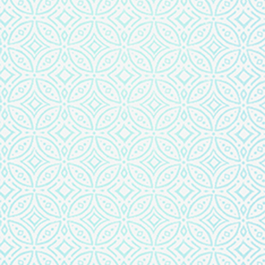 Coordonne Tile Sky Blue-White 3900070